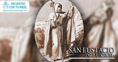 San Eustasio de Luxeuil