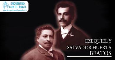 Ezequiel y Salvador Huerta, Beatos Mexicanos