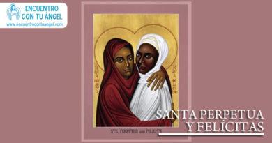 Santa Perpetua y Felícitas