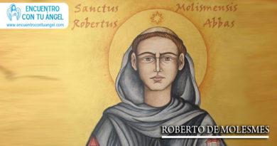 San Roberto de Molesmes