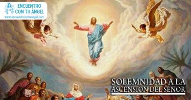 Ascención del Señor, Solemnidad