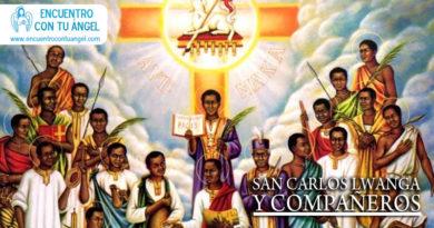 San Carlos Lwanga y los mártires de Uganda