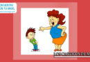 Los castigos de mamá
