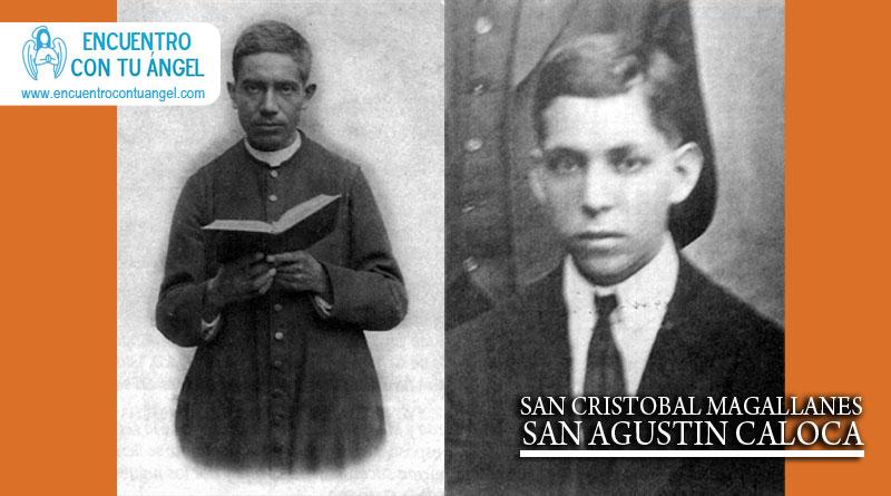 San Cristóbal Magallanes y Agustín Caloca Cortés
