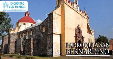 Iglesia San Bernardino de Siena, Xochimilco