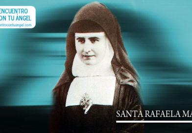 Santa Rafaela María del Sagrado corazón de Jesús