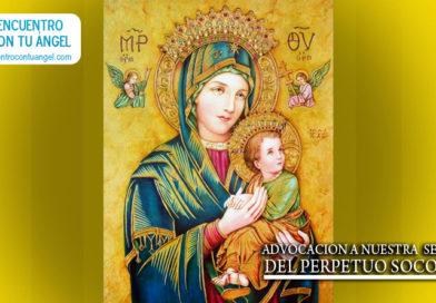 Nuestra Señora del Perpetuo Socorro, Advocación Mariana