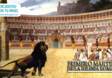 Primero Mártires de la Iglesia Romana, Santos