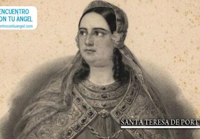 Santa Teresa de Portugal