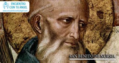 San Benito de Nursia
