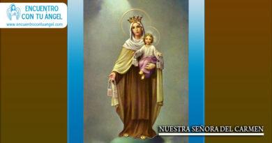 Nuestra Señora del Carmen, Advocación