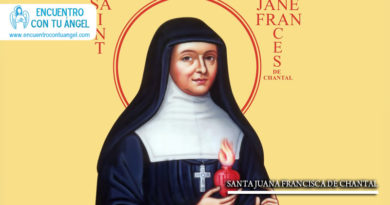 Santa Juana Francisca de Chantal