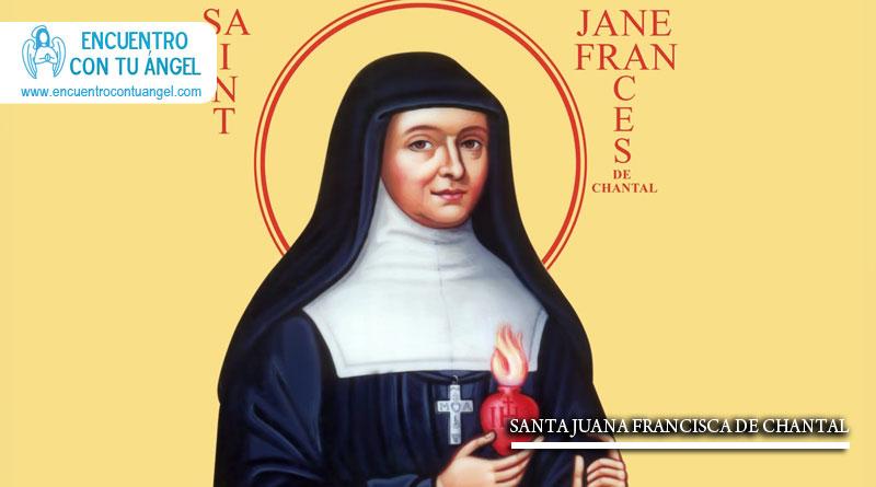 Santa Juana Francisca de Chantal