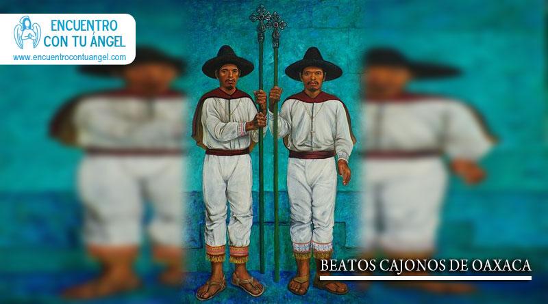 Beatos cajonos de Oaxaca