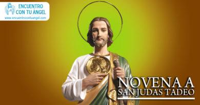 Novena a San Judas Tadeo, 19 a 27 Octubre