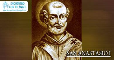 San Anastacio I