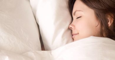 Se duerme mejor en sábanas de algodón
