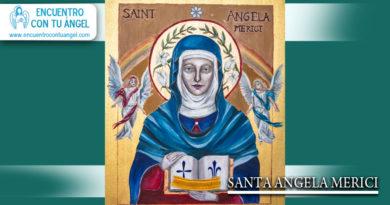 Santa Ángela Merici