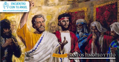 Santos Timoteo y Tito