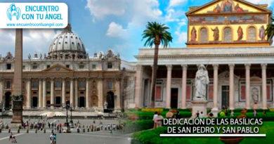 Dedicación de las Basílicas de San Pedro y San Pablo