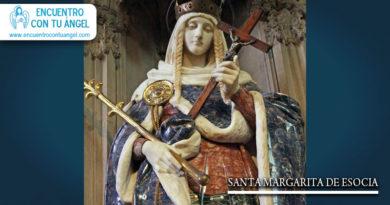 Santa Margarita de Escocia