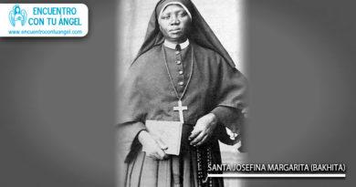 Santa Josefina Margarita Bakhita