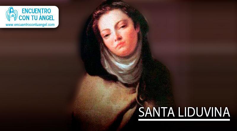 Santa Liduvina